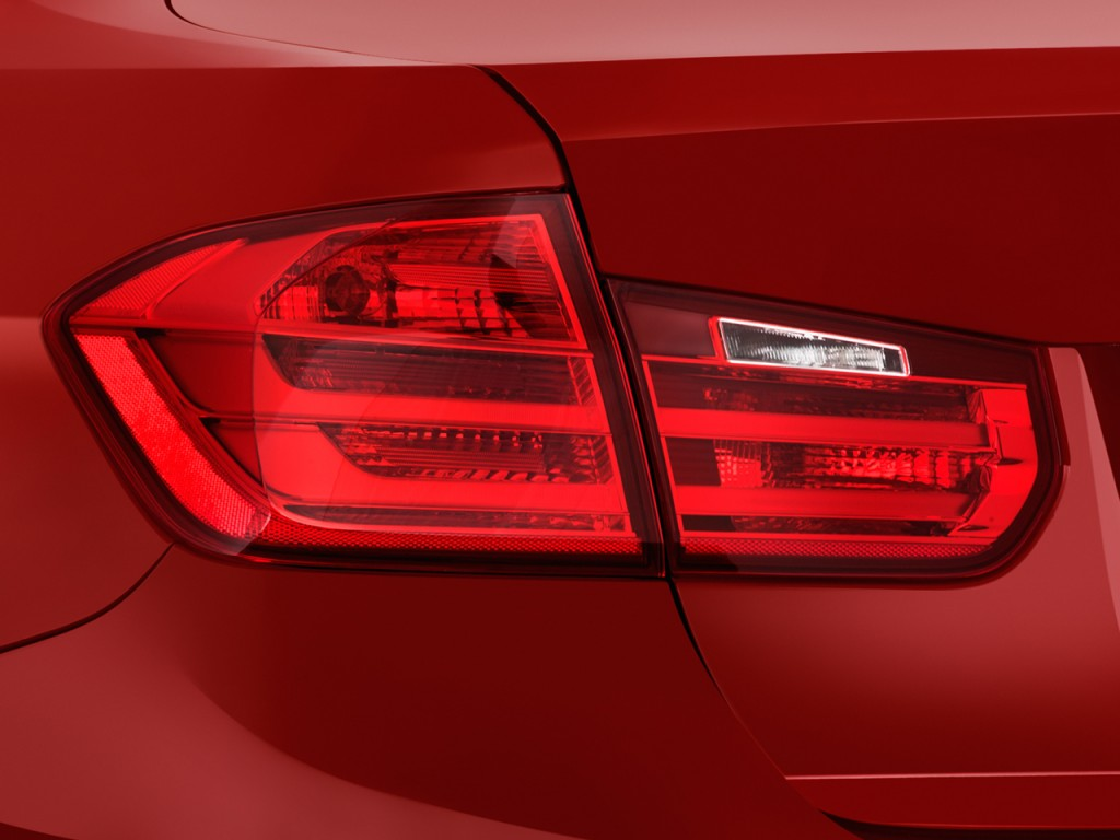 Image 2012 Bmw 3 Series 4 Door Sedan 335i Rwd Tail Light