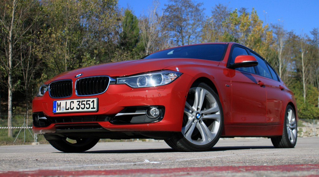 2012 BMW 3-Series sedan first drive