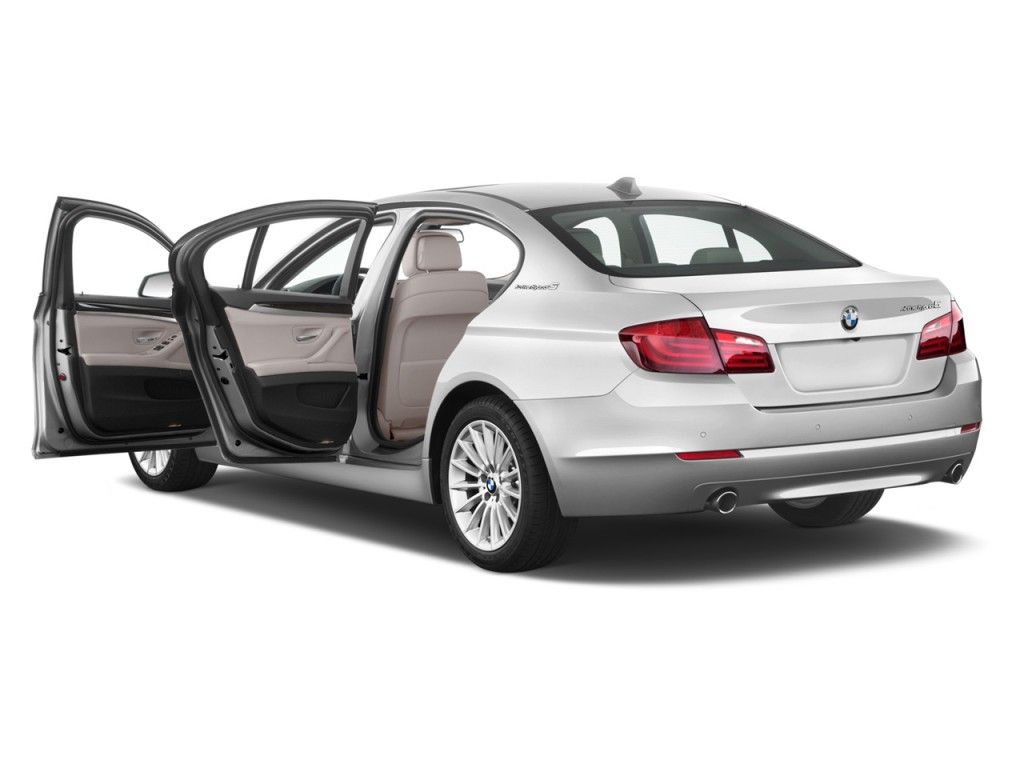 Image 2012 Bmw 5 Series 4 Door Sedan Activehybrid 5 Rwd