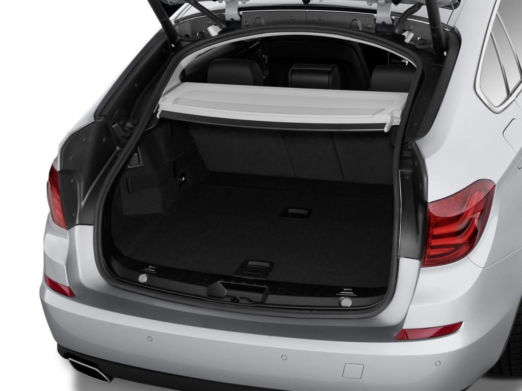 Image 2012 Bmw 5 Series Gran Turismo 4 Door Sedan 550i