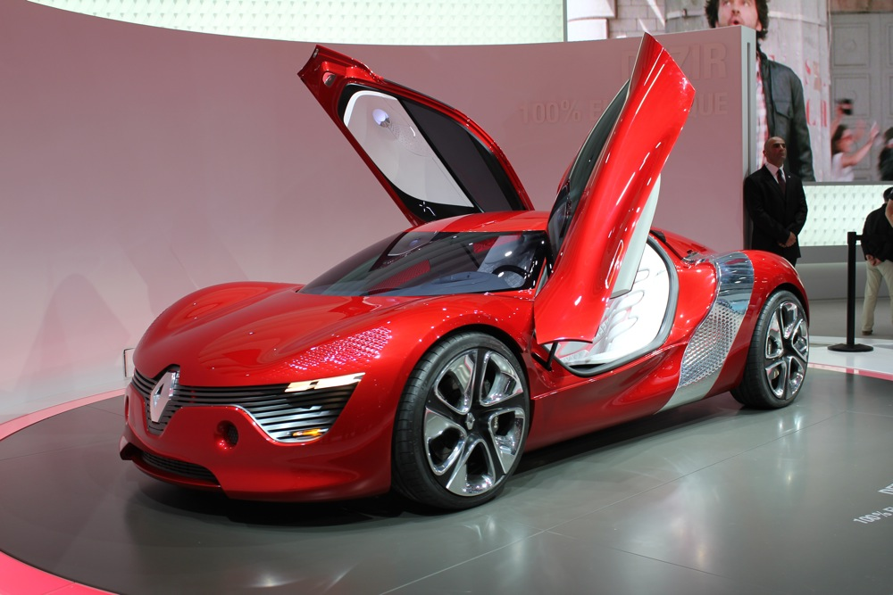 What Are Concept Cars And Why Build Them Renault Explains