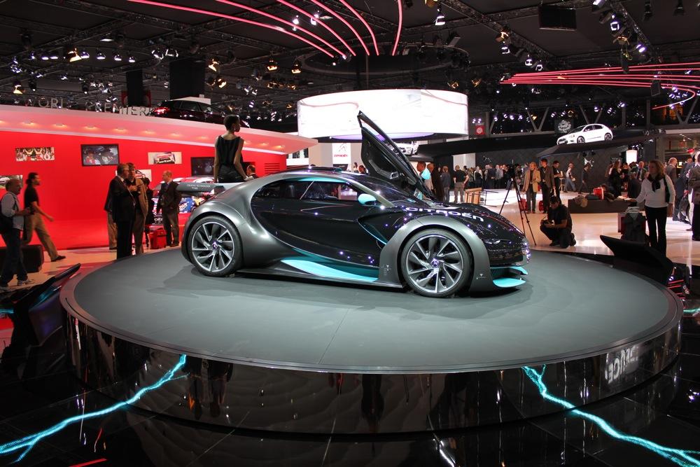 2010 Citroen Survolt Concept