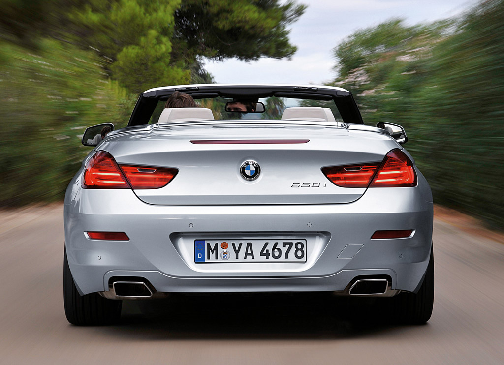 Image 2012 Bmw 6 Series Convertible Size 1024 X 742 Type Gif Posted On November 18 2010