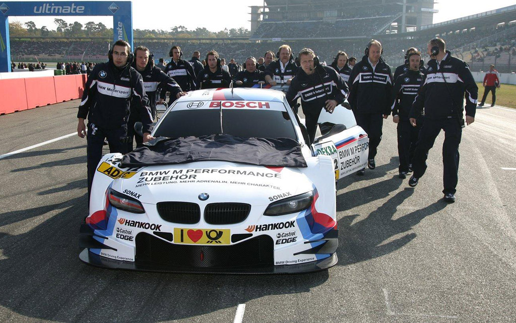 Image: 2012 BMW M Performance Accessories M3 DTM race car, size ...