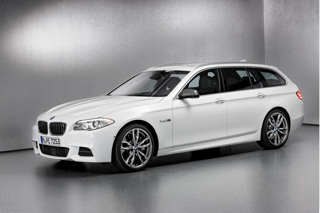 2012 BMW M Performance M550d xDrive Touring
