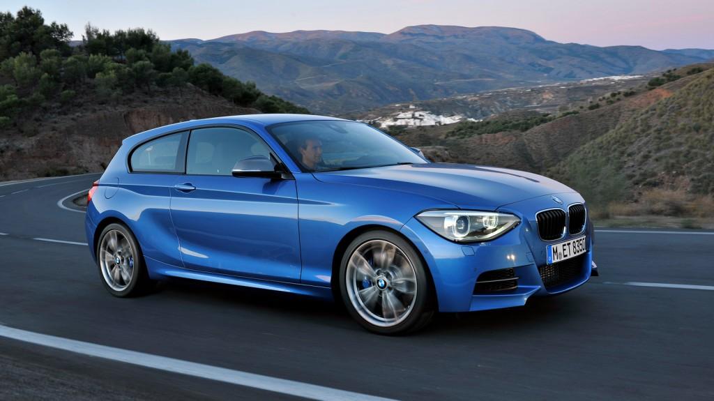 2012 BMW M135i Hatchback (three-door) & Image: 2012 BMW M135i Hatchback (three-door) size: 1024 x 575 type ...