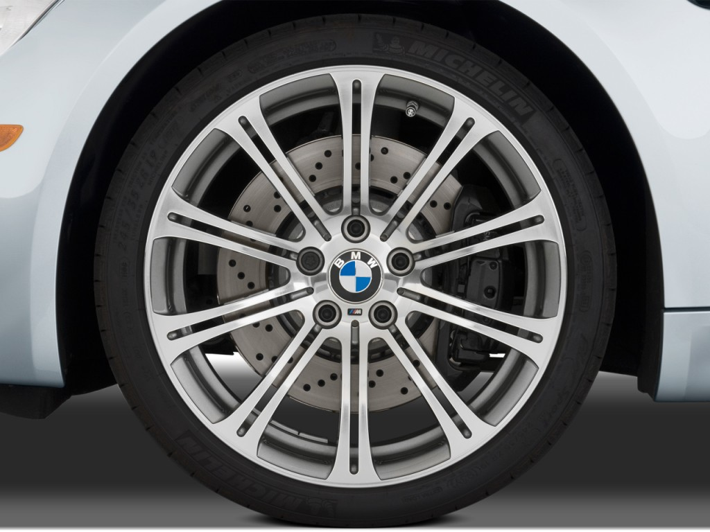 Image: 2012 BMW M3 2-door Convertible Wheel Cap, size ...