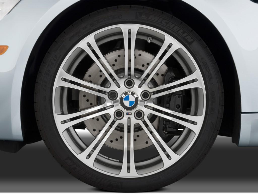 Image 2012 Bmw M3 2 Door Convertible Wheel Cap Size