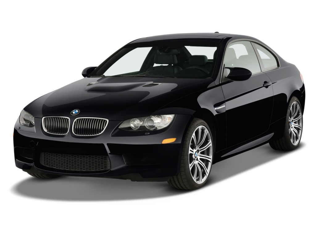 Superb 2012 BMW M3 2 Door Coupe Angular Front Exterior View