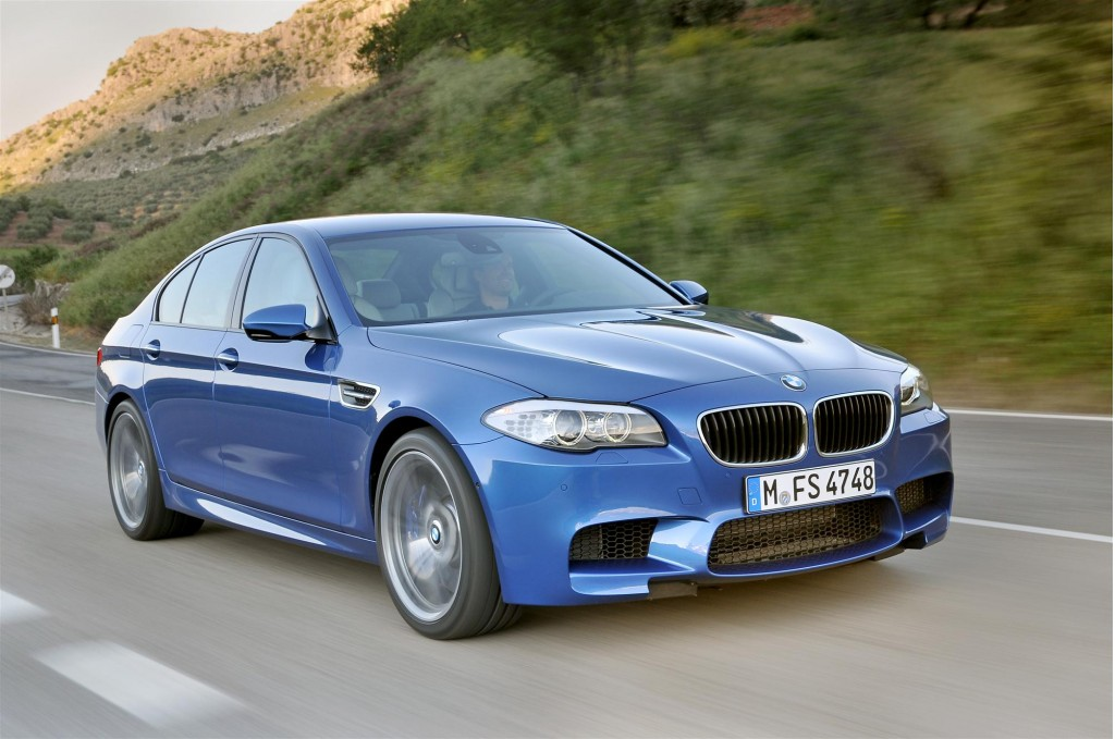 2012 BMW M5, Class of 2009, Lexus Reinventing, Buick Regal GS: Today's Car News