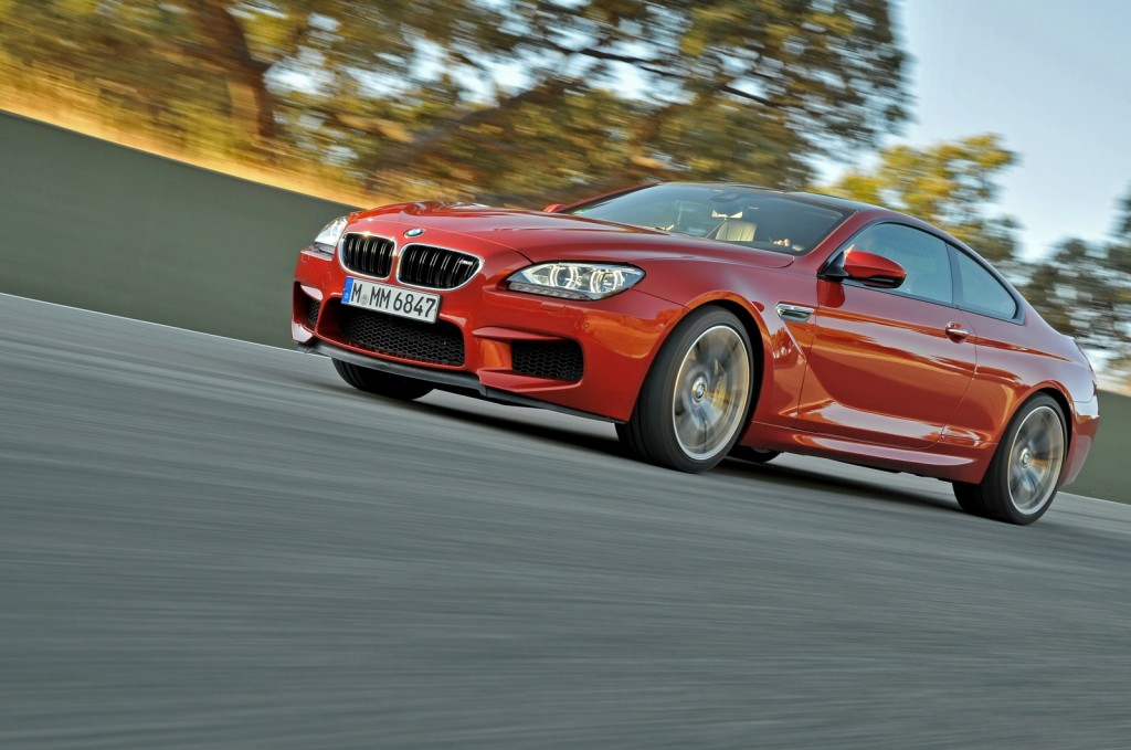 2012 BMW M6 Coupe