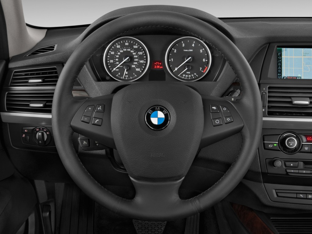 2012 bmw x5 awd 4 door 50i steering wheel