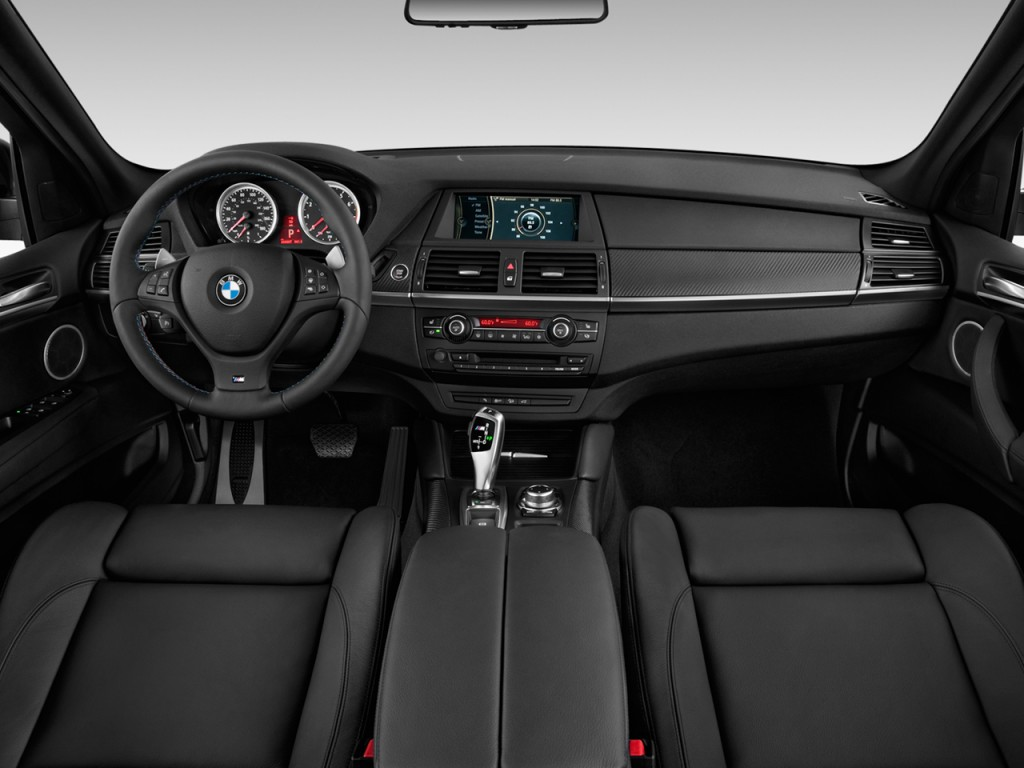 Image: 2012 BMW X5 M AWD 4-door Dashboard, size: 1024 x ...
