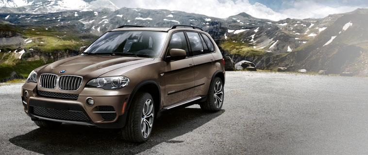 2012 BMW X5, X6 SAV: Recall Alert