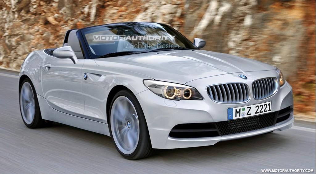 2014 BMW Z2 To Go AllWheel Drive