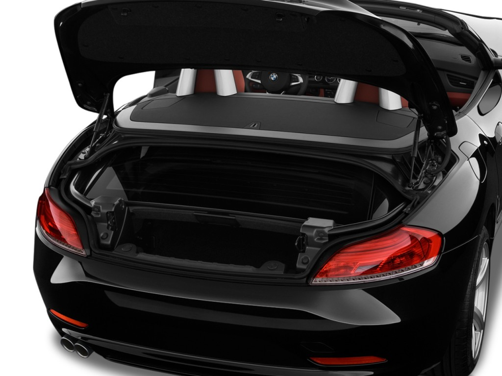 Image 2012 Bmw Z4 2 Door Roadster Sdrive28i Trunk Size