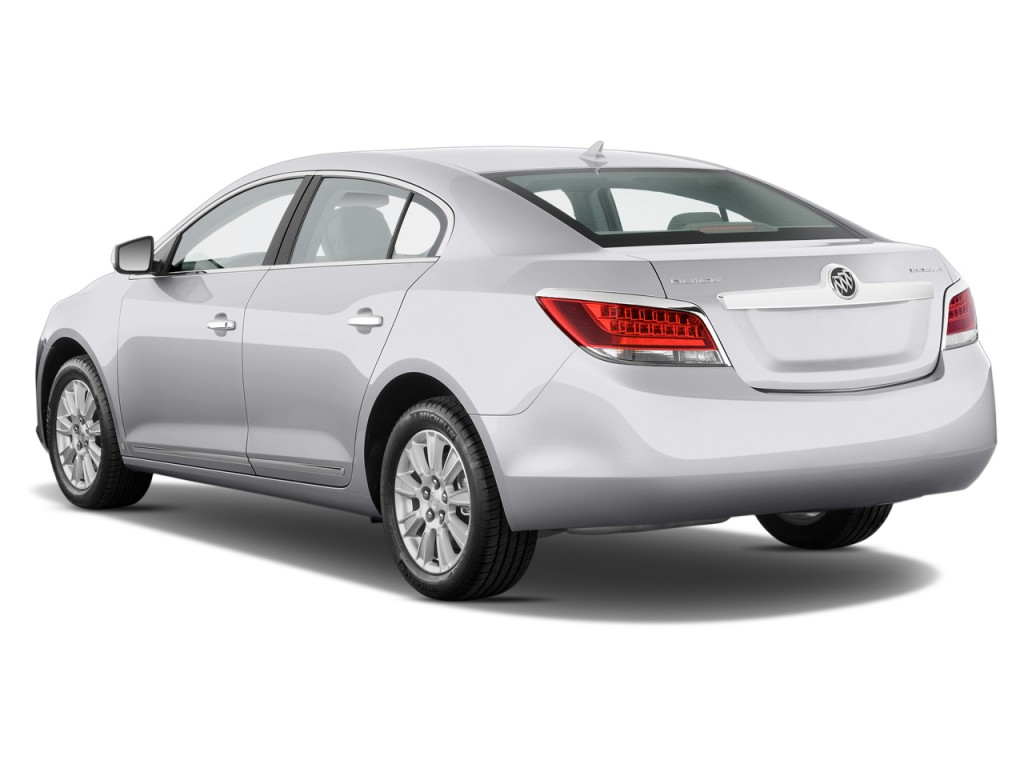 Infiniti Of Hilton Head >> Image: 2012 Buick Lacrosse 4-door Sedan Base FWD Angular Rear Exterior View, size: 1024 x 768 ...