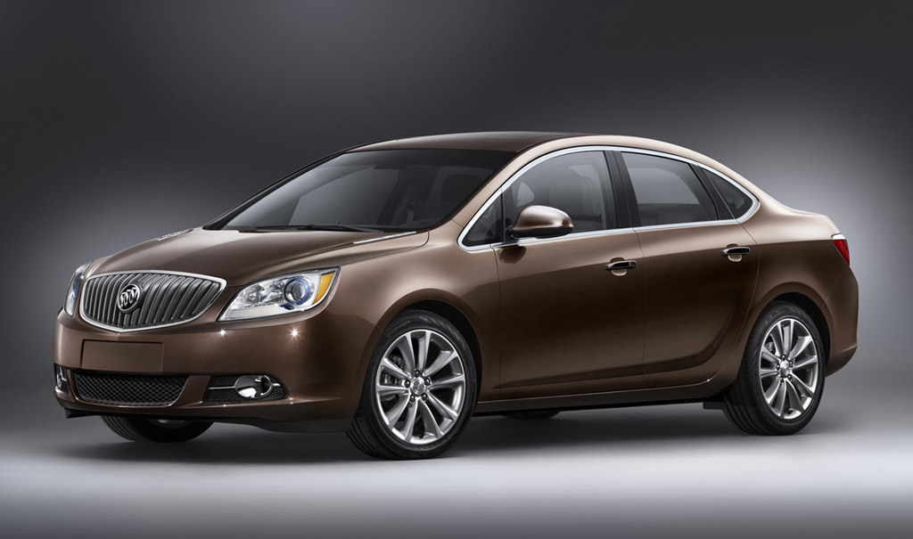 2012 Buick Verano Review Ratings Specs Prices And Photos The