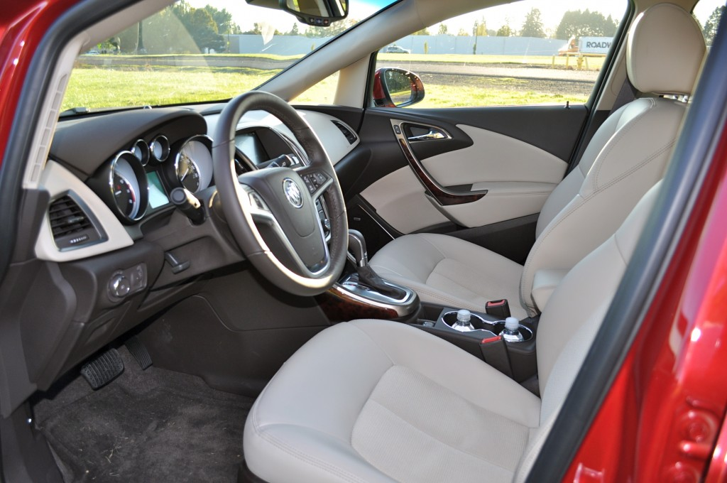 Image: 2012 Buick Verano - First Drive, size: 1024 x 680 ...