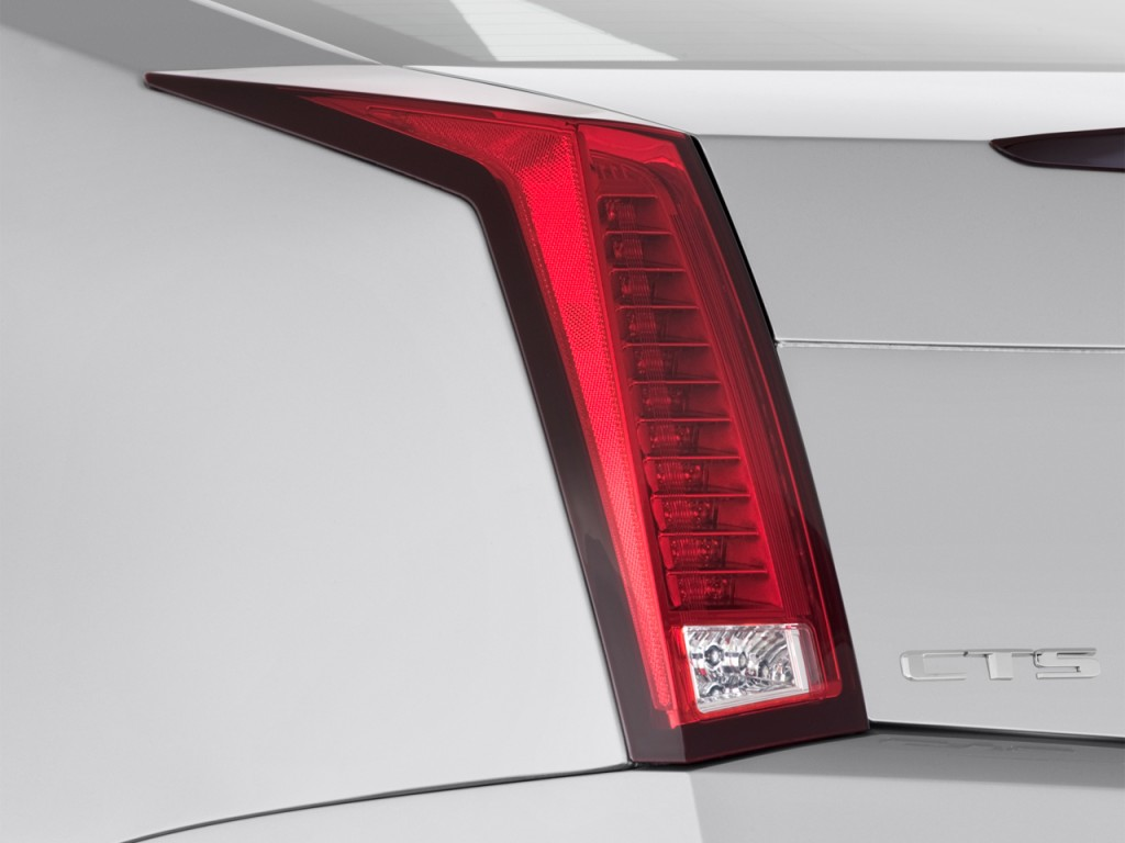 Cadillac Cts Door Coupe Premium Rwd Tail Light L