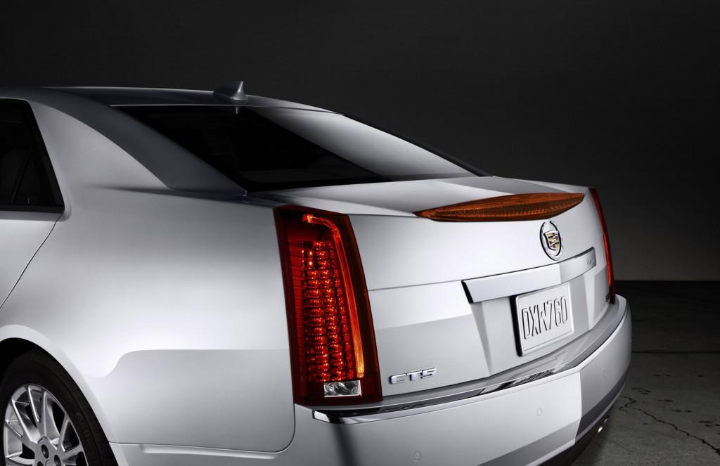 2012 Cadillac CTS Touring Edition