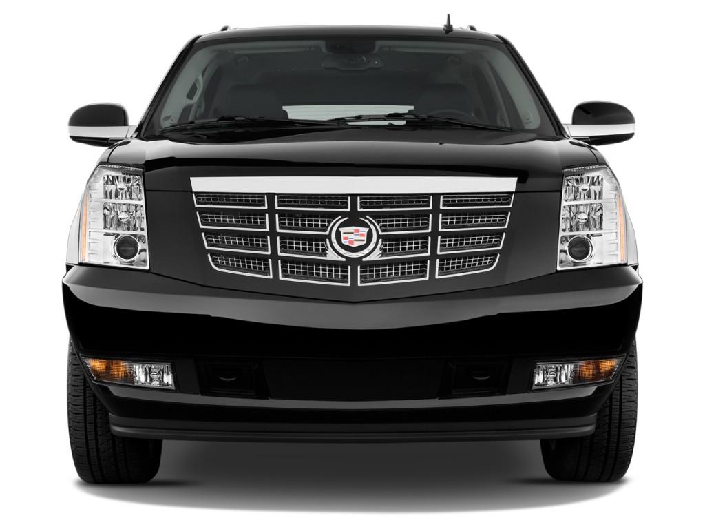 Image 2012 Cadillac Escalade Esv 2wd 4 Door Base Front