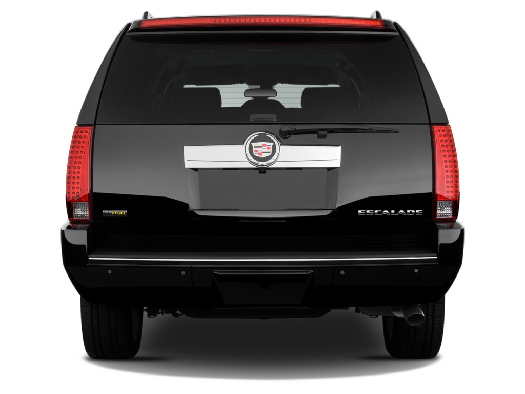 Image 2012 Cadillac Escalade Esv 2wd 4 Door Base Rear