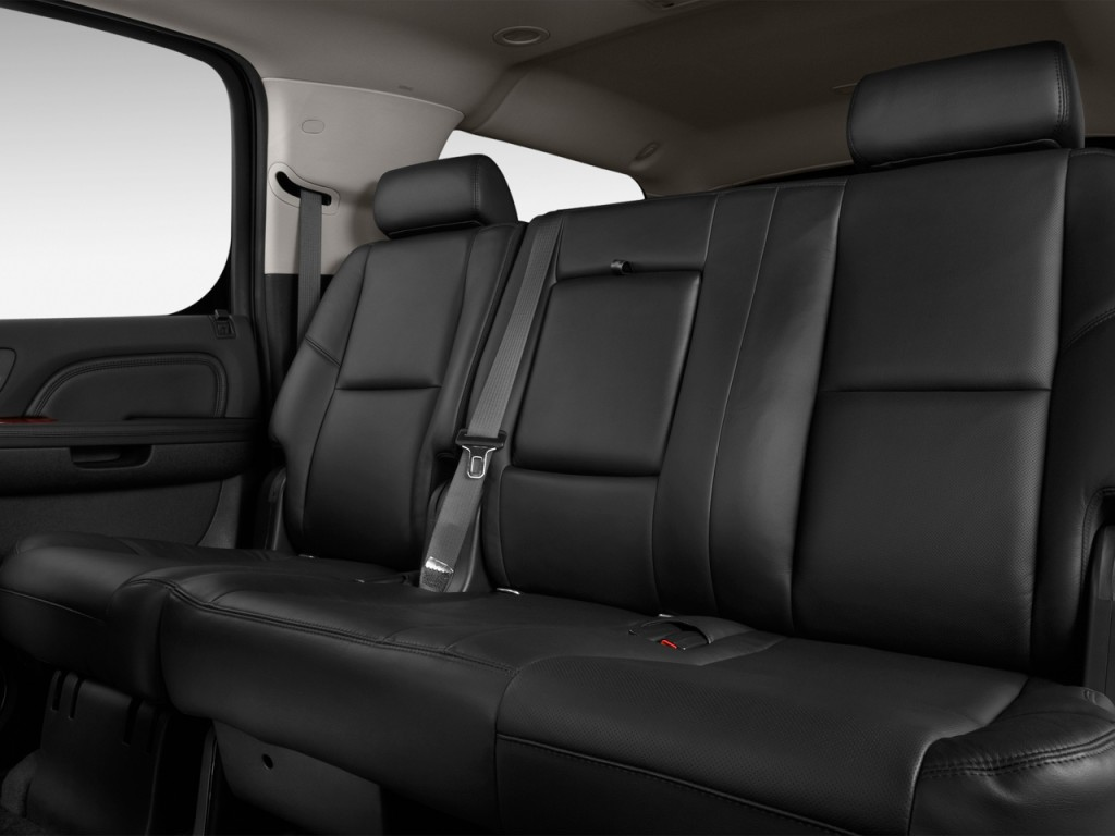 Image: 2012 Cadillac Escalade ESV 2WD 4-door Base Rear Seats, size