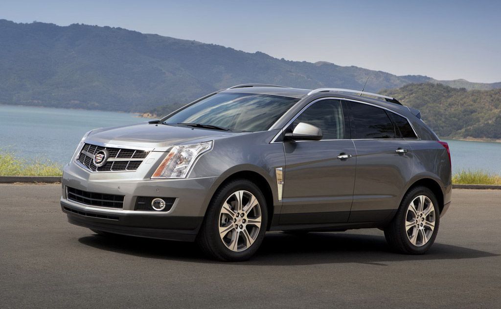 2012 cadillac srx preview new v6 more features