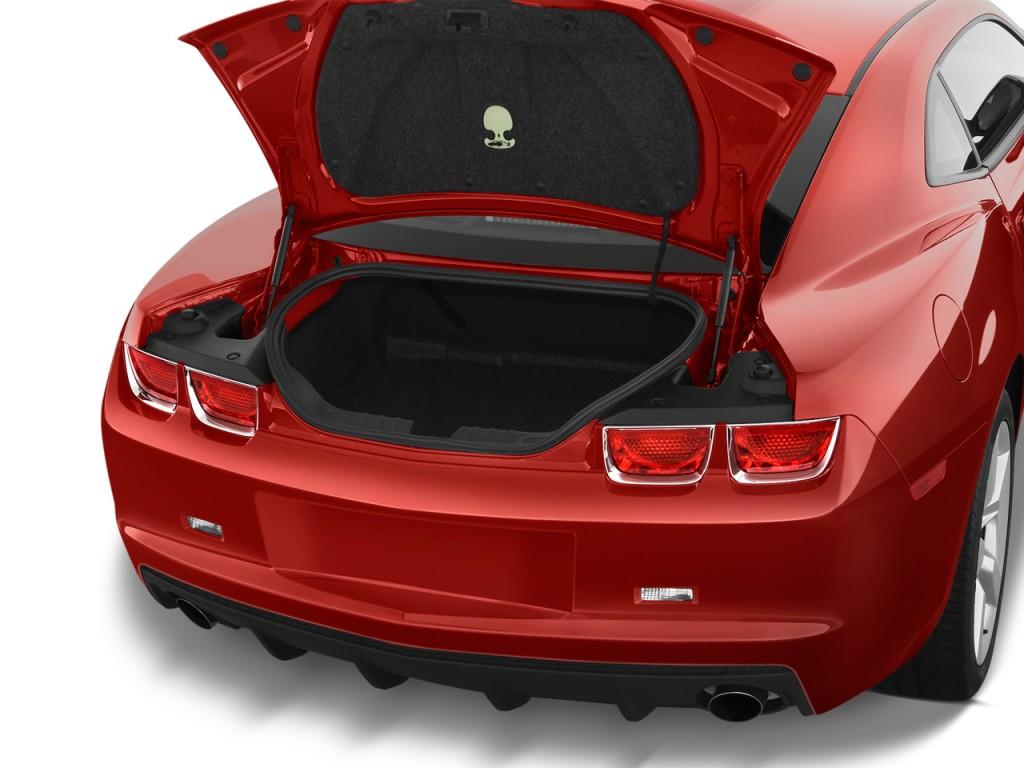 image 2012 chevrolet camaro 2 door coupe 1ss trunk size. Black Bedroom Furniture Sets. Home Design Ideas