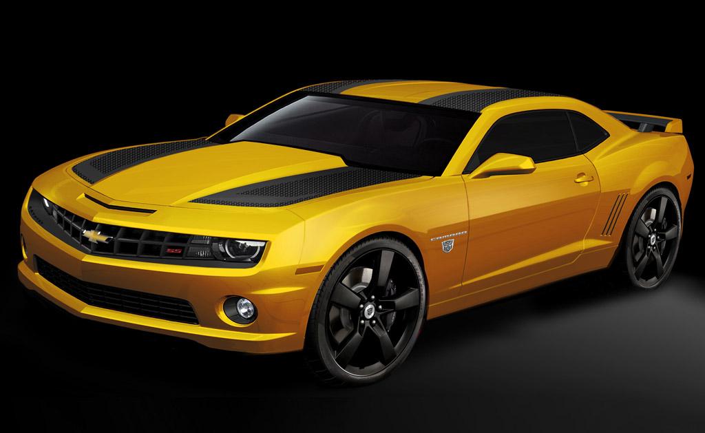 2012 Chevrolet Camaro Transformers 3 Special Edition