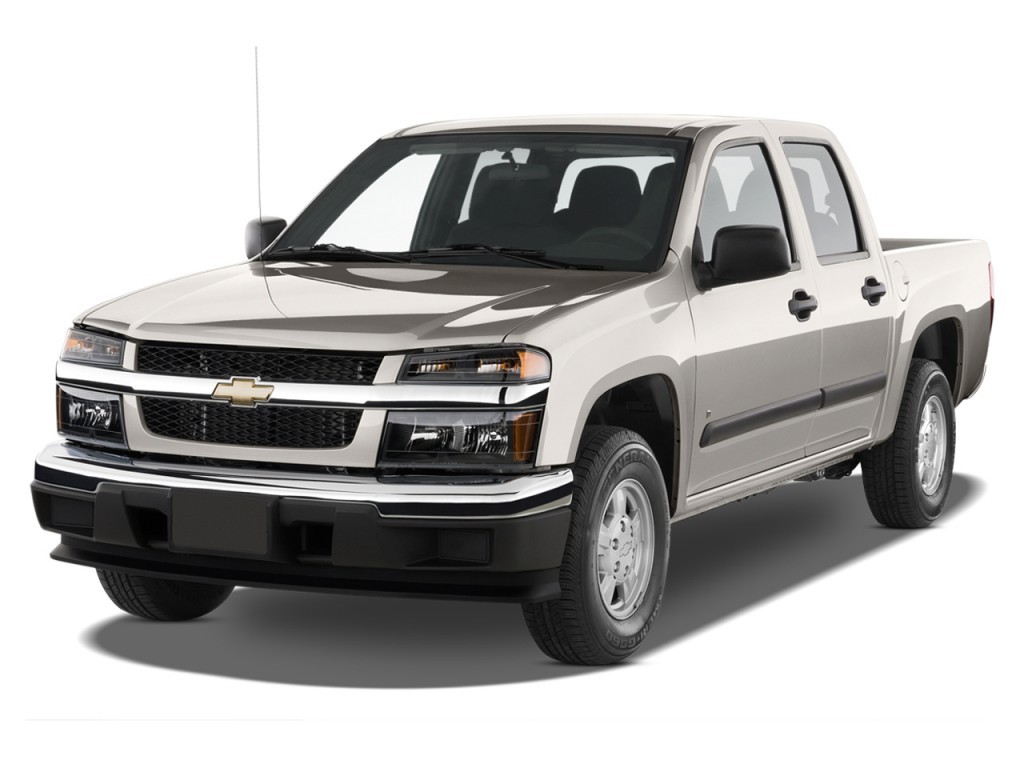 Chevrolet Colorado Chevy Review Ratings Specs Prices And Photos The Car Connection