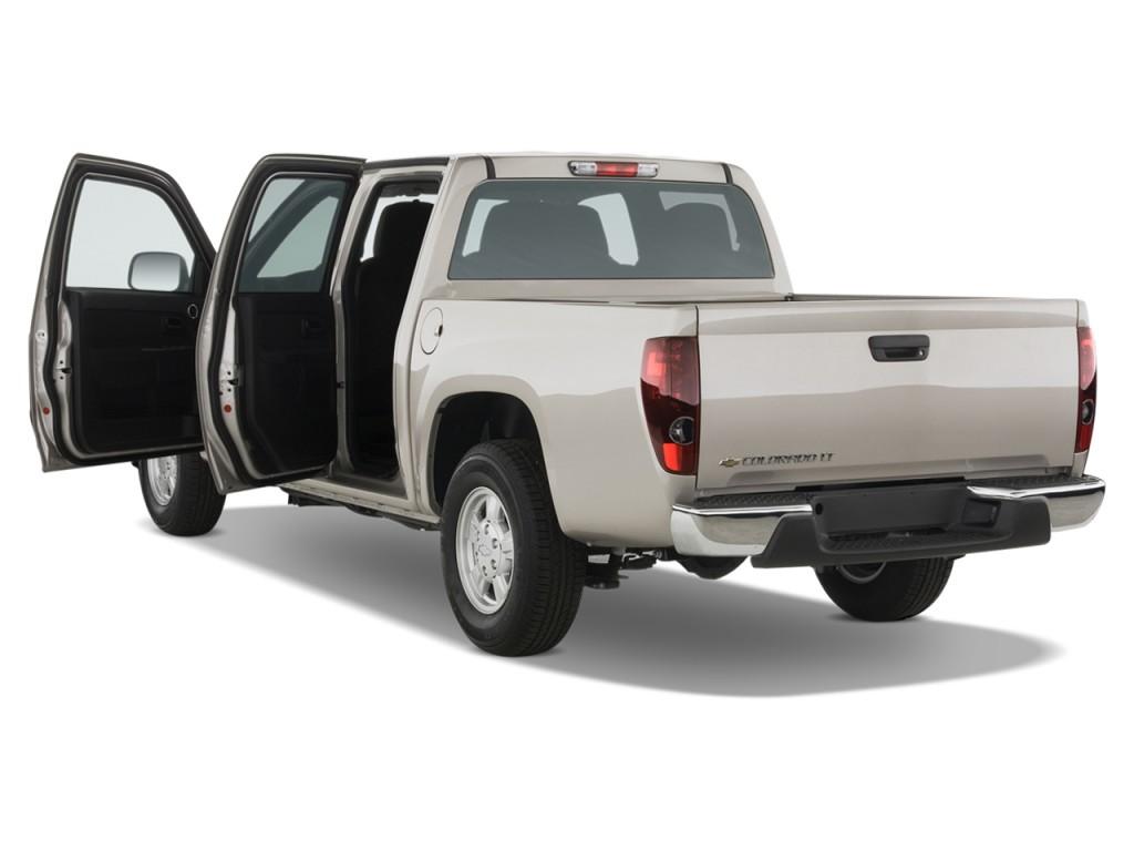 Image: 2012 Chevrolet Colorado 2WD Crew Cab LT w/2LT Open Doors, size: 1024 x 768, type: gif ...