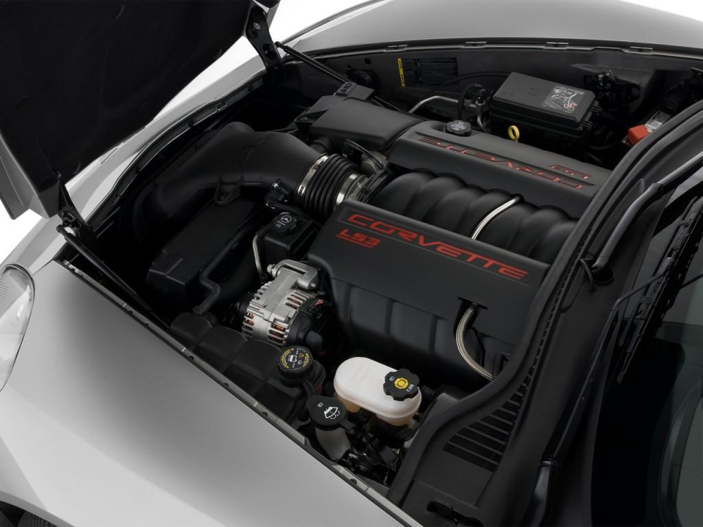 Image: 2012 Chevrolet Corvette 2-door Coupe w/1LT Engine ...