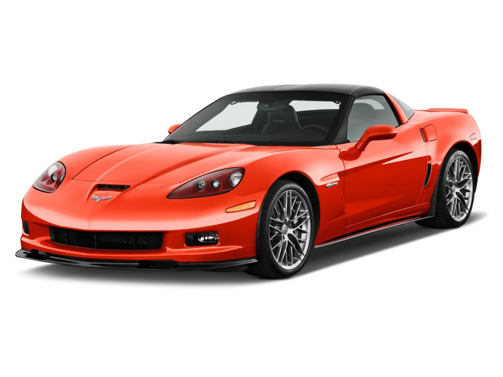 Image: 2012 Chevrolet Corvette 2-door Coupe Z06 w/1LZ Angular Front Exterior View, size: 1024 x ...