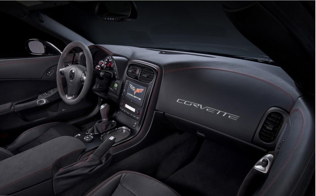 2012 Chevrolet Corvette Centennial Edition