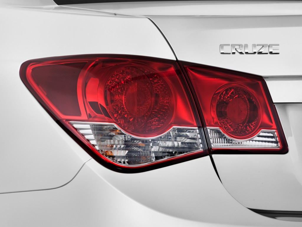 Image: 2012 Chevrolet Cruze 4-door Sedan LS Tail Light, size: 1024 x 768, type: gif, posted on ...
