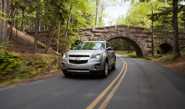 2014 Chevrolet Equinox, GMC Terrain Getting Eco eAssist Hybrid System?