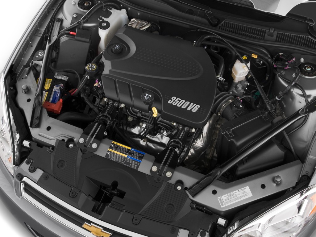 Image: 2012 Chevrolet Impala 4-door Sedan LTZ Engine, size: 1024 x ...