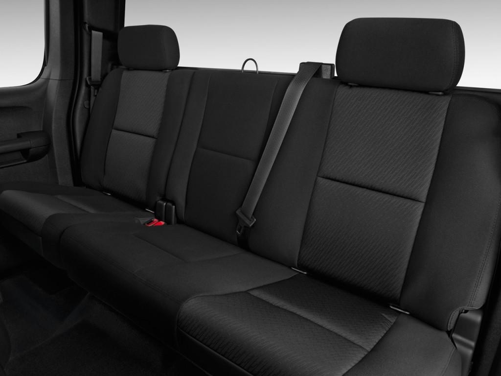 Image  2012 Chevrolet Silverado 1500 4wd Ext Cab 157 5 U0026quot  Lt