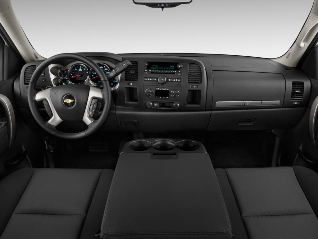 Image  2012 Chevrolet Silverado 2500hd 2wd Crew Cab 153 7