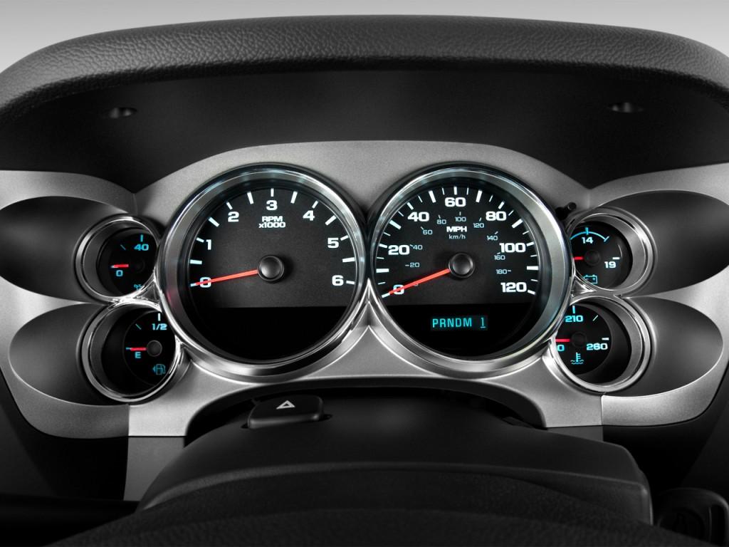 Image: 2012 Chevrolet Silverado 2500HD 2WD Crew Cab 153.7 ...