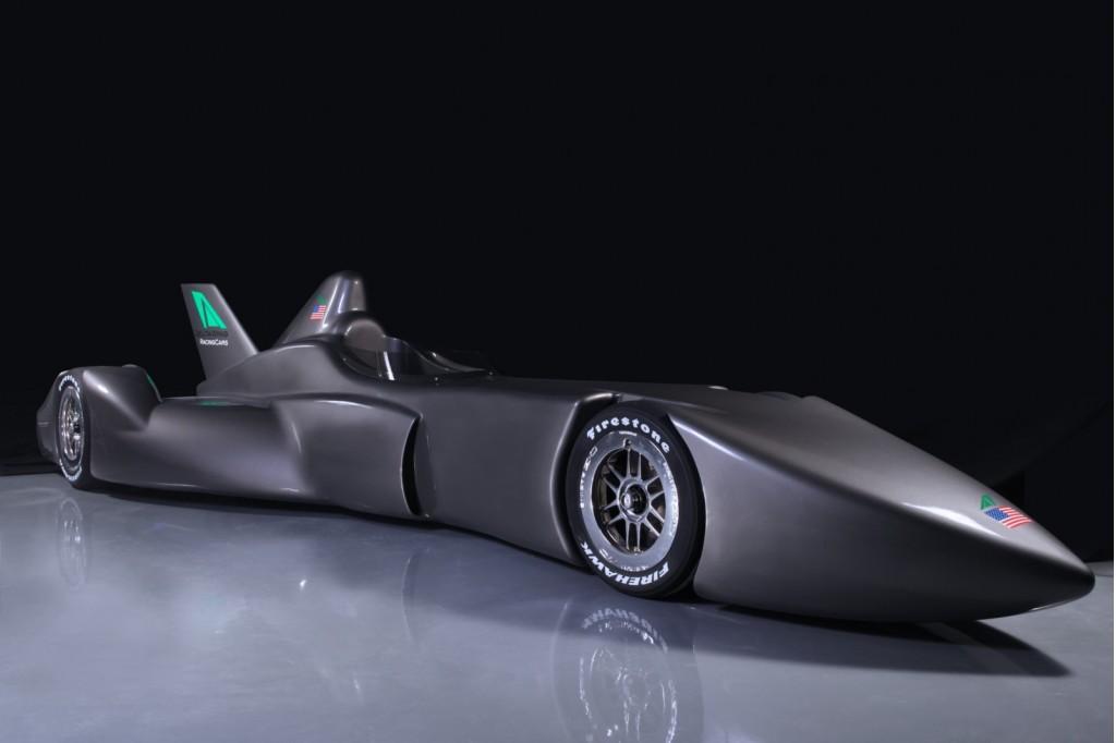 2012 Delta Wing IndyCar race car concept