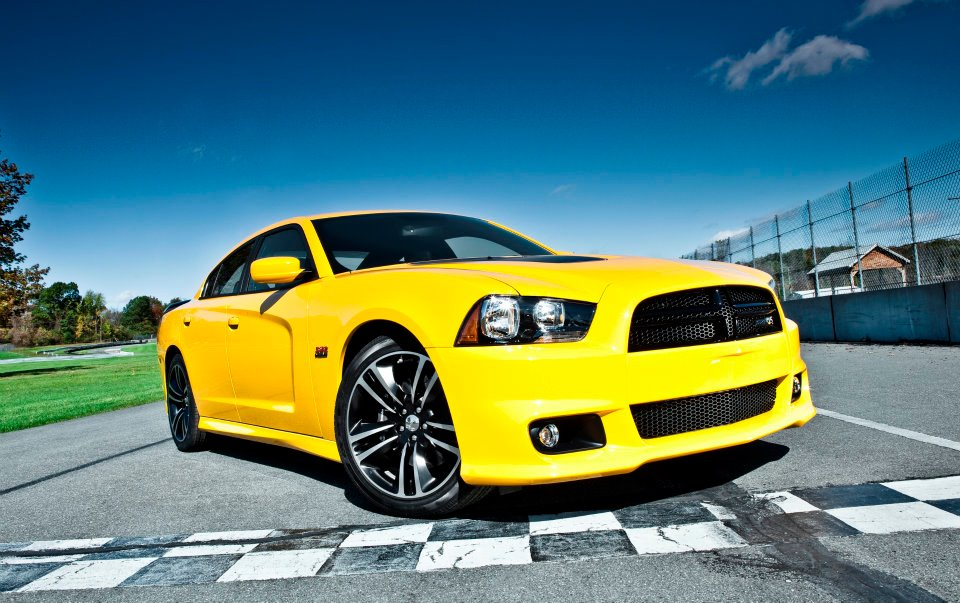 2012 Dodge Charger SRT8 Super Bee