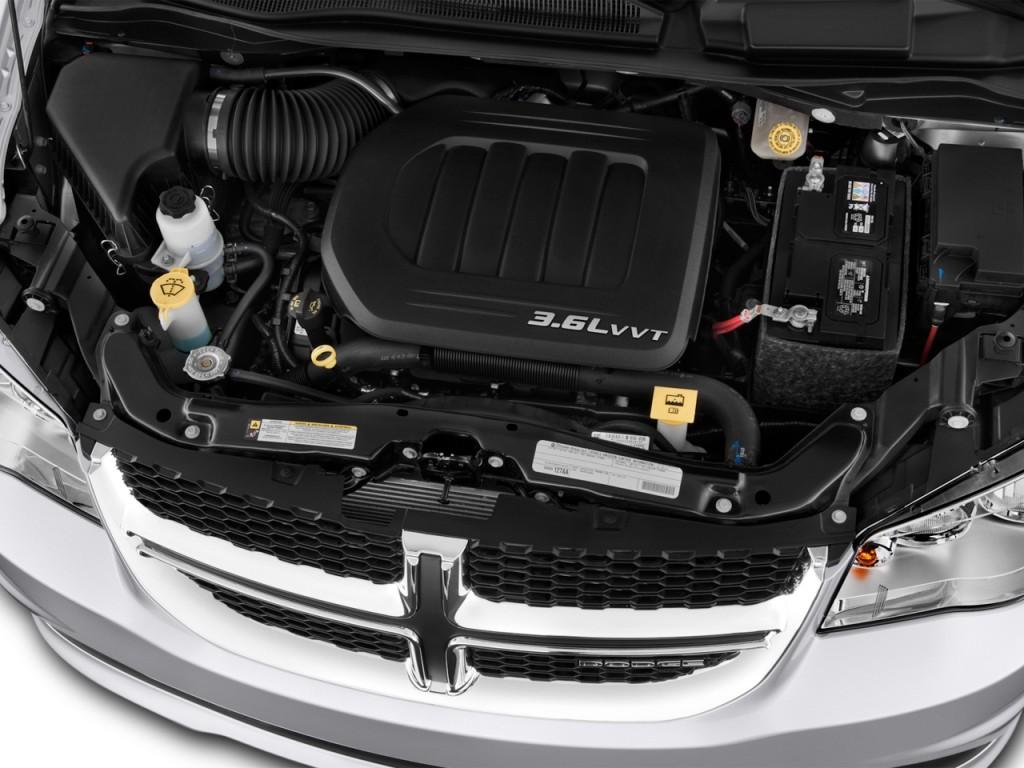 Image: 2012 Dodge Grand Caravan 4-door Wagon SE Engine, size: 1024