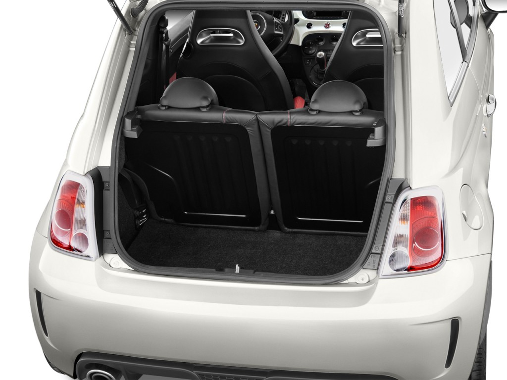 Image 2012 Fiat 500 2 Door Hb Abarth Trunk Size 1024 X
