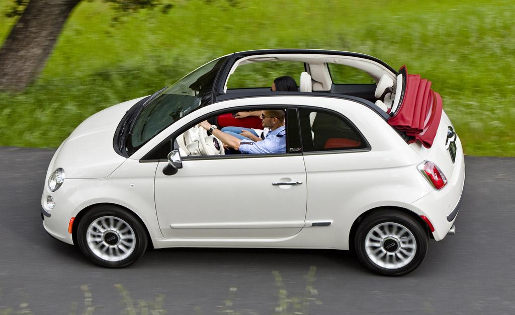 Super 2012 Fiat 500 Cabrio (500c): 2011 New York Auto Show RT-33
