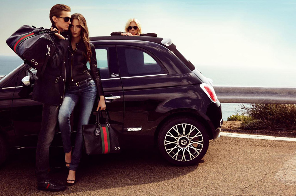 2012 Fiat 500 Cabrio by Gucci