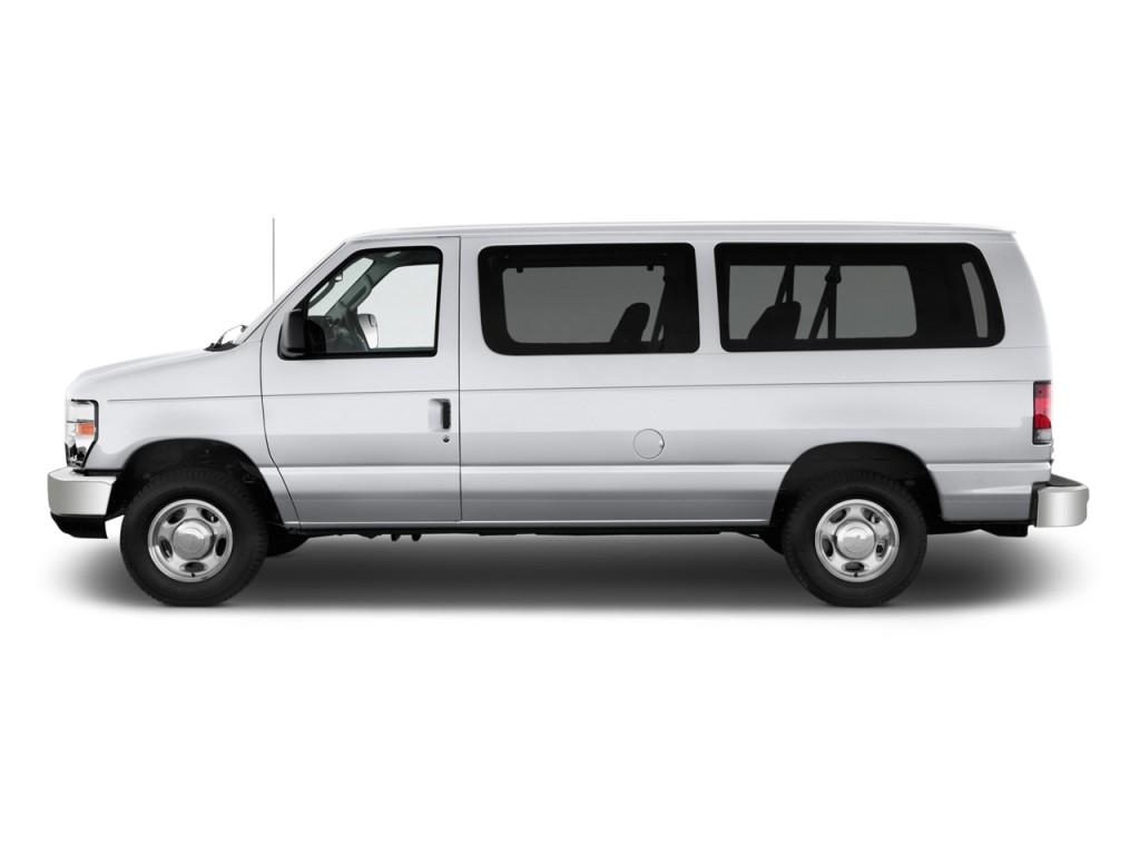 2012 ford econoline wagon e 150 xlt side exterior view