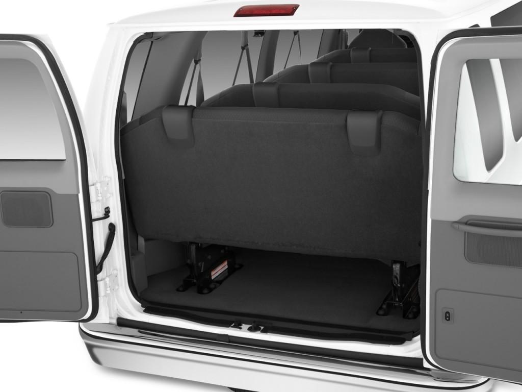 Image 2012 Ford Econoline Wagon E 350 Super Duty Xl Trunk